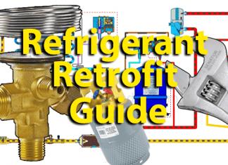 refrigerant retrofit guide