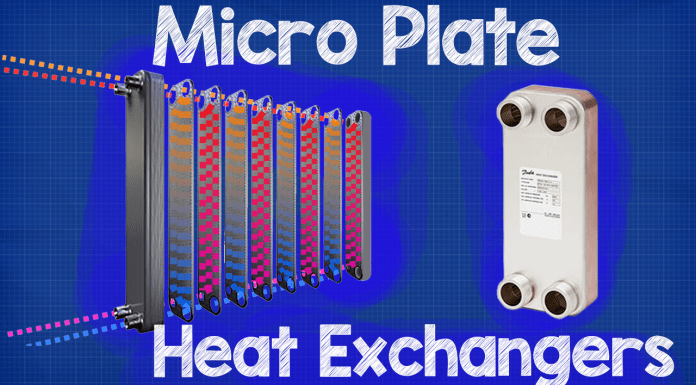 Micro Plate Heat Exchanger