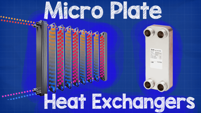 Micro Plate Heat Exchanger