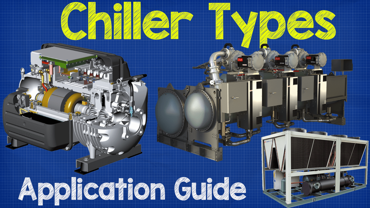 Industrial chillers: description, application, device and types 73