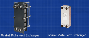 Gasket and brazed plate heat exchangers