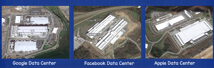 Data center examples