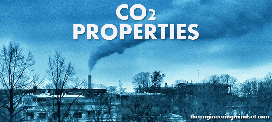 CO2 PROPERTIES WWW.THEENGINEERINGMINDSET.COM