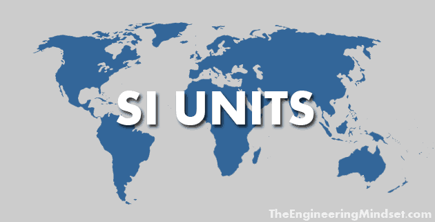 SI Units - The Engineering Mindset
