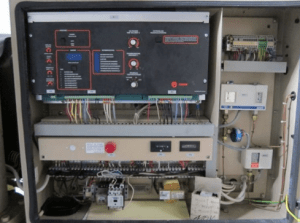 Chiller controls unit