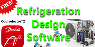 Refrigeration Design Software