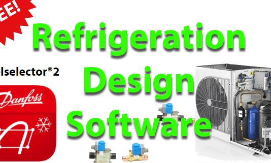 Refrigeration Design Software