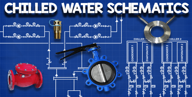 Chilled Water Schematics - The Engineering Mindset