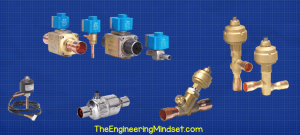 Examples of electronic expansion valves