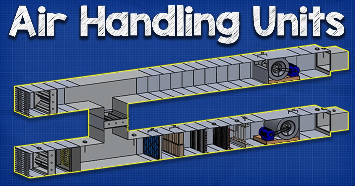 Air Handling Units Explained The Engineering Mindset