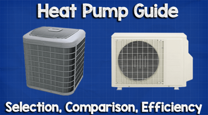 Heat pump compare