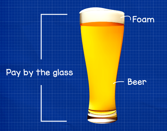 Power Factor beer analogy