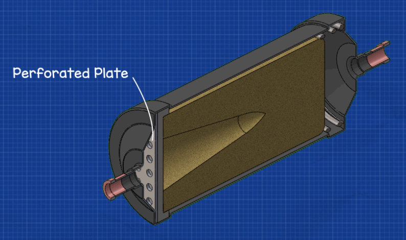 Filter drier preforated plate how filter driers work