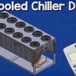 air cooled chiller design fb